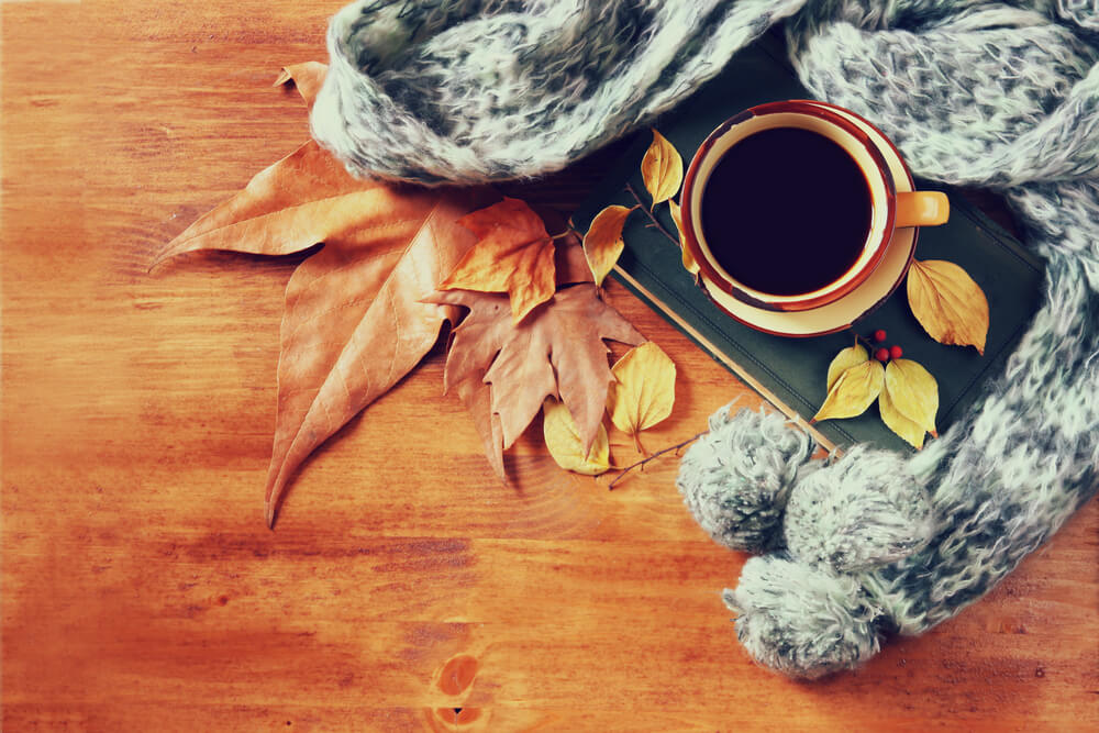 Tea and Leaves fall activities
